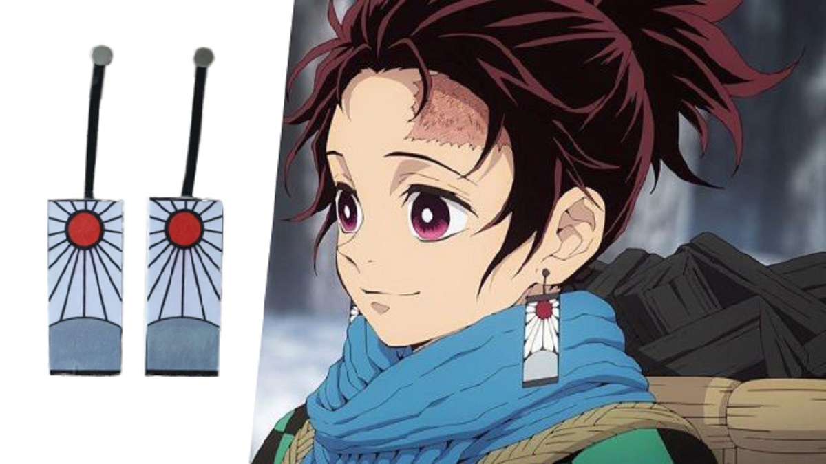 How To Make Tanjirou Earrings For Decoration The Cosplay Blog Miccostumes Com High quality tanjiro gifts and merchandise. miccostumes com