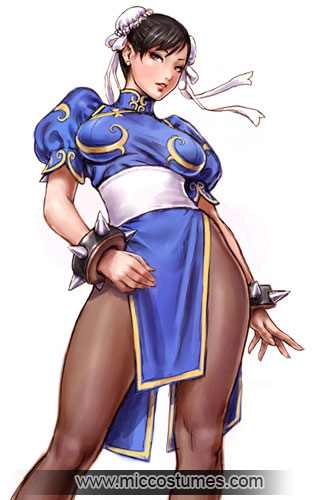 How To Make You An Outstanding Street Fighter Chun Li Cosplayer