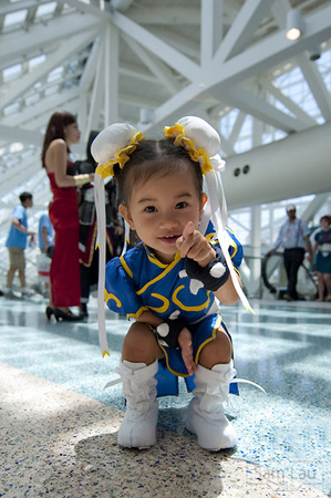 But To Be Honest I Dont Think There Will Another Matter More Attractive Than Her Cute Chun Li Cosplay Appearance