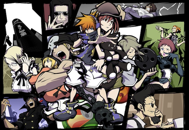 With a vibrant cast and equally original story and battle system, TWEWY is a must play!