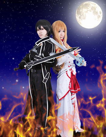 Winner Of June 2014 Couple Cosplay Contest Announcement The