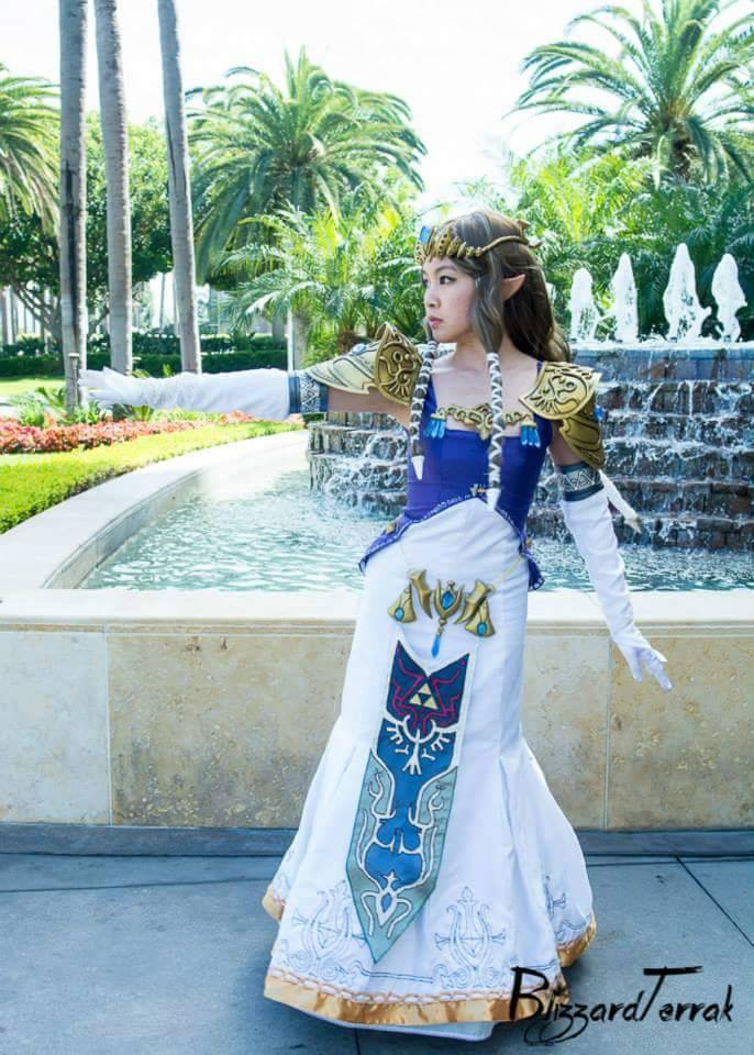 Entry #140: Christine Tsukiyama Character: Princess Zelda, from The Legend of Zelda: Twilight Princess