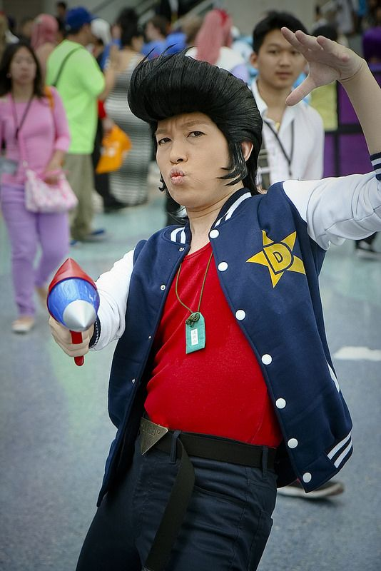 Anime Expo 2014 Space Dandy