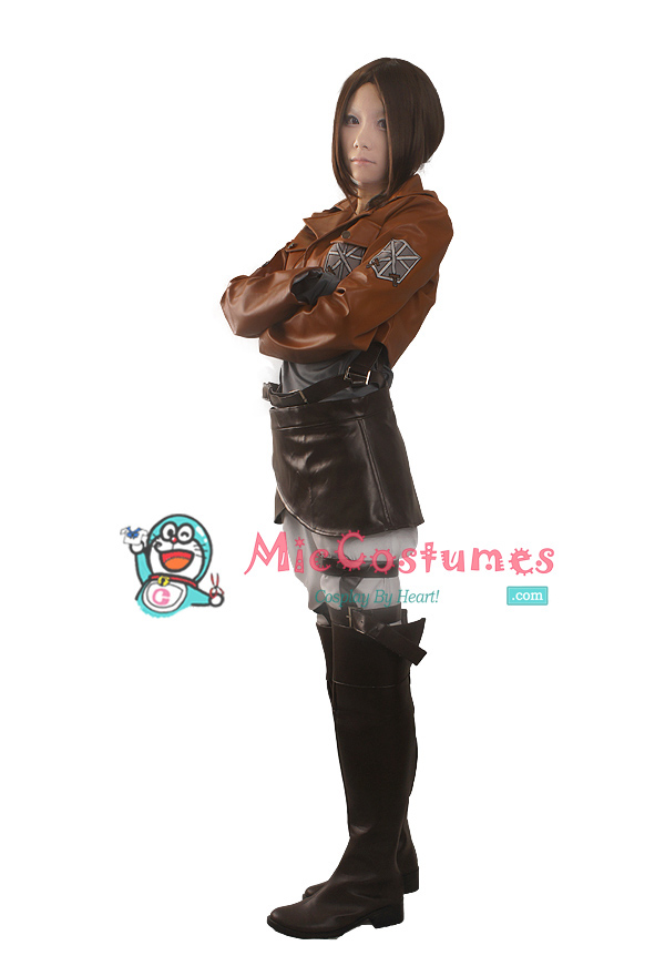 Attack on titan Ymir Cosplay Costume