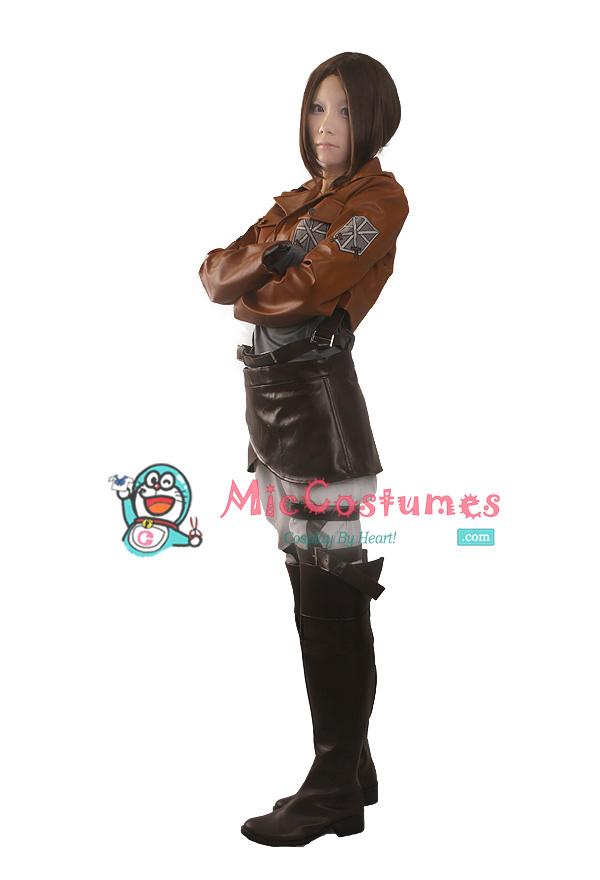 Attack on titan Ymir Cosplay Costume