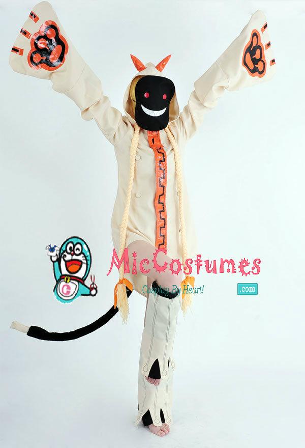 Blazblue Taokaka Cosplay Costume