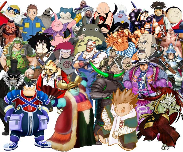 Good Animes For Fat People Cosplay