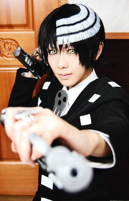 Death the Kid- Soul Eater