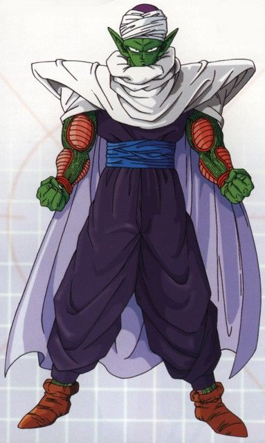 Dragon Ball Piccolo Cosplay