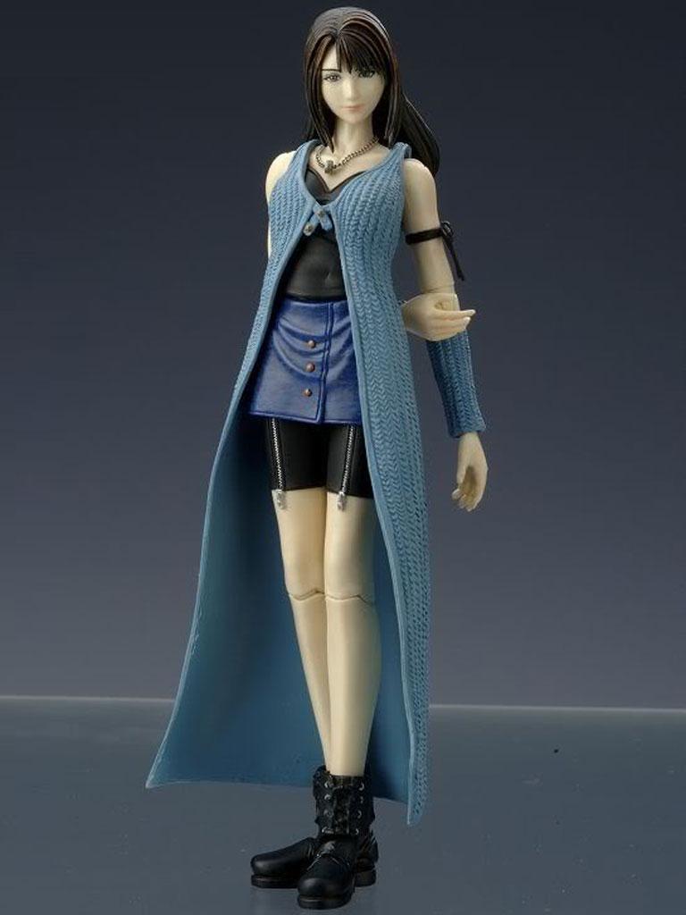 Final FantasyVIII Rinoa Heartilly Cosplay