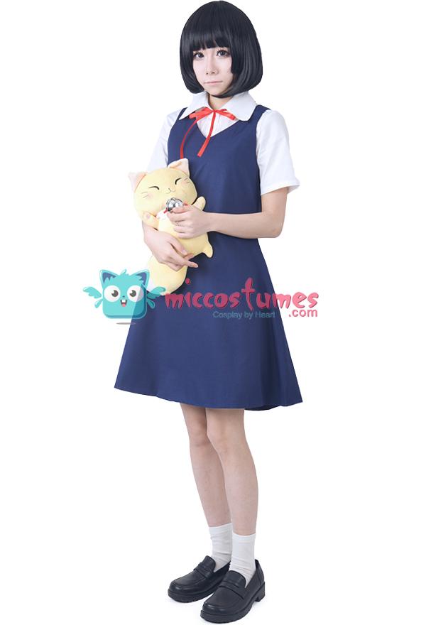 Gugure!-Kokkuri-San-Kohina-Ichimatsu-Cosplay-Costume