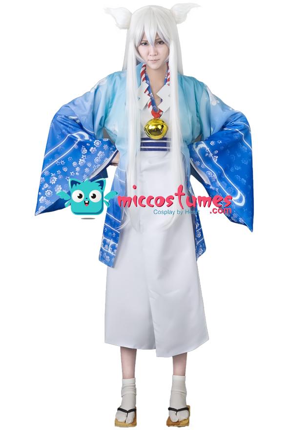 Gugure_Kokkuri_San_Fox_Spirit_Cosplay