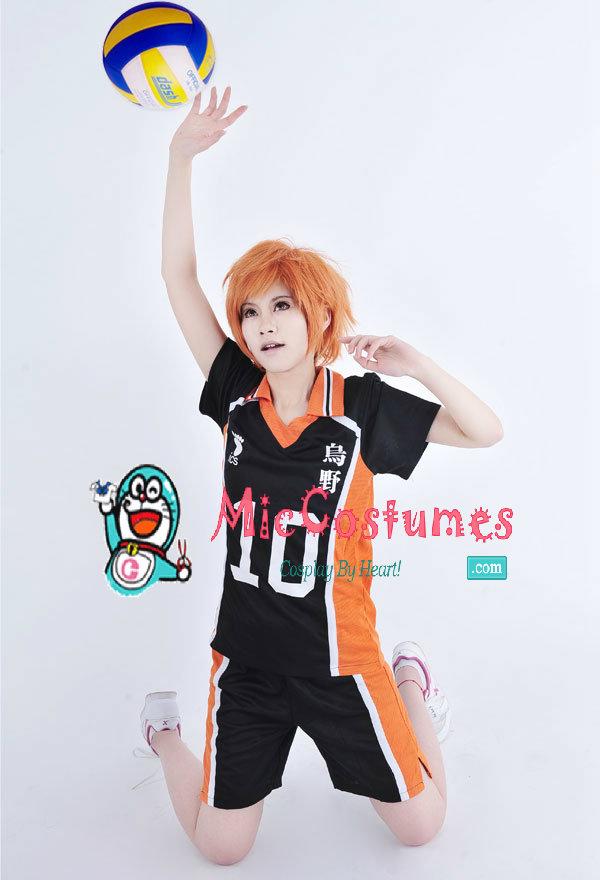 Haikyuu!! Shyouyou Hinata Cosplay Costume