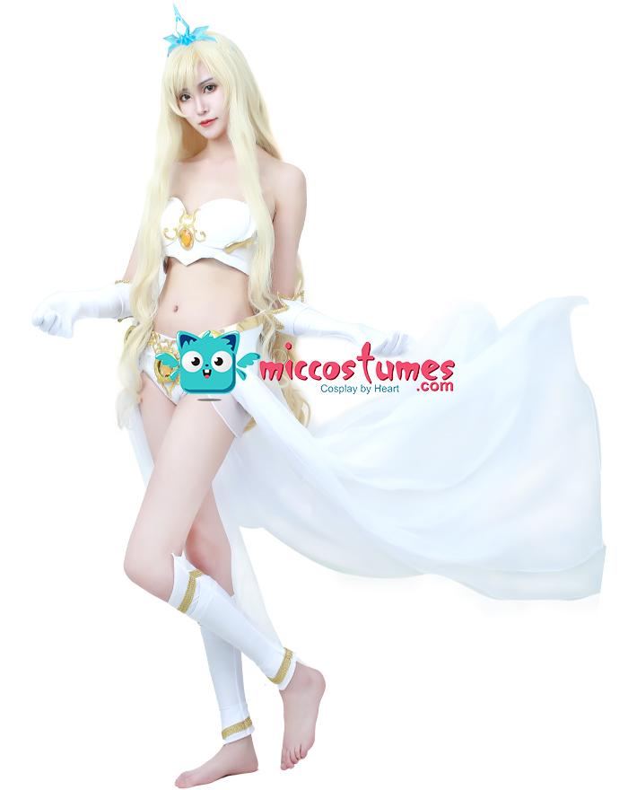 Janna cosplay