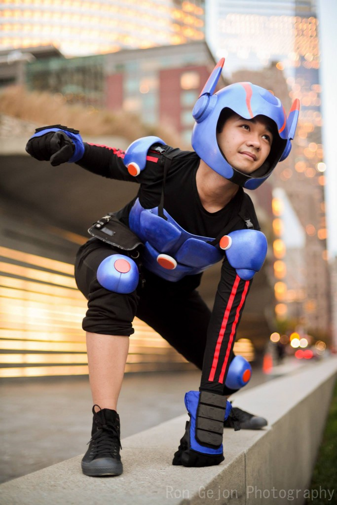 Keith Lapinig big hero 6 hiro cosplay