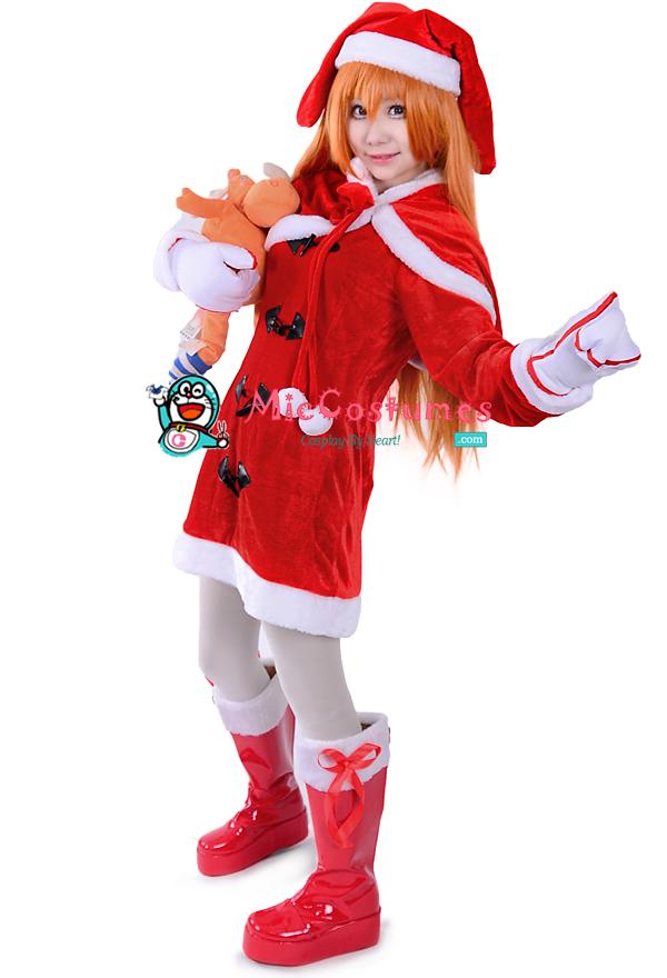 Neon_Genesis_Evangelion_Asuka_Langley_Soryu_Christmas_Cosplay_Costume_1