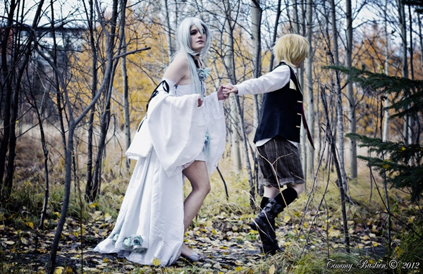 Pandora Hearts cosplay series with Oz and Alysse