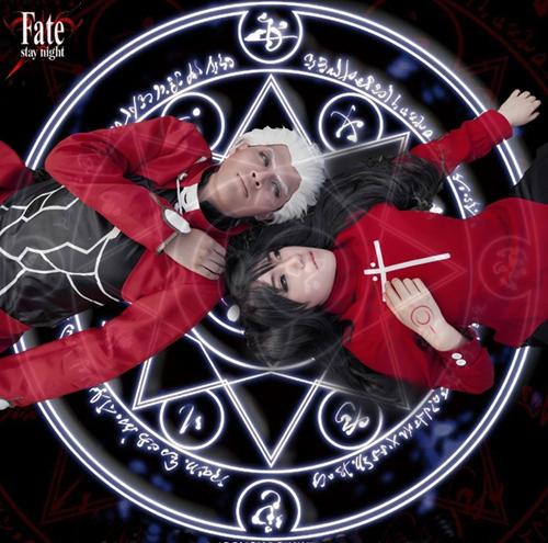 Rin Tohsaka and Archer