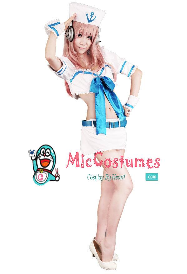 Supersonico Sailor Costume
