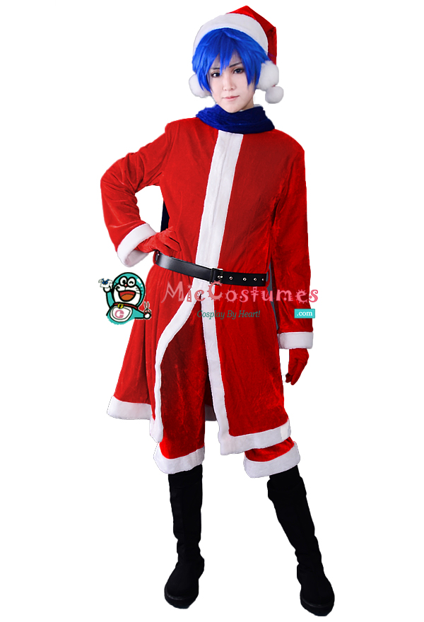 Vocaloid_Kaito_Christmas_Cosplay_Costume_1