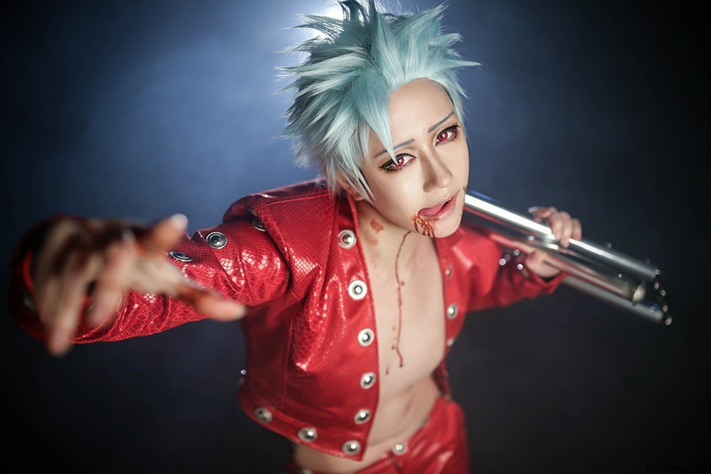 Seven deadly sins ban cosplay