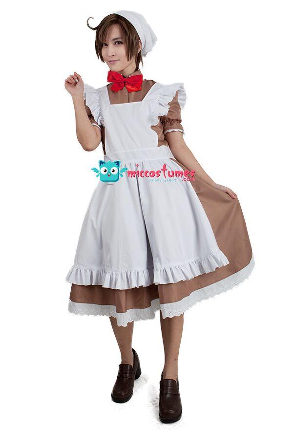 Axis Powers Hetalia Chibi Italy Cosplay Costume