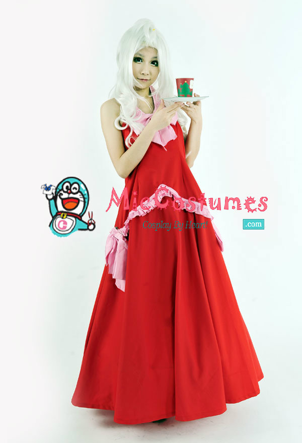 fairy tail mirajane strauss cosplay costume