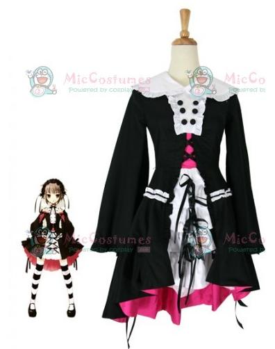 The Melancholy of Haruhi Suzumiya Naga Cosplay Costume