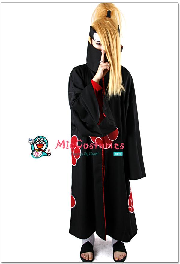 naruto_akatsuki_deidara_cosplay_costume_x1