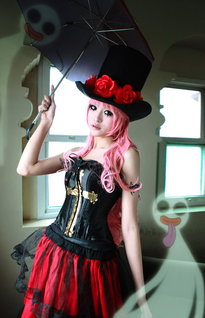 ... - One Piece Perona...